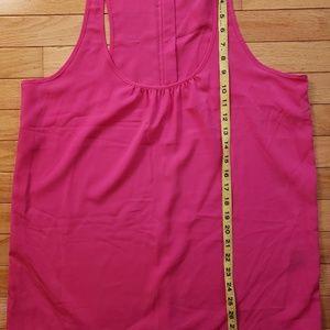**SALE**Bright Pink Tank NWT - Cynthia Steffe